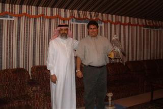Mr. Sfeir & Sheikh Rashid