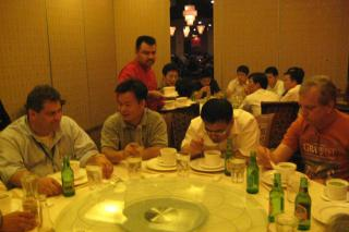 Mr. Sfeir, Zhaohui Peng