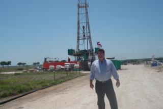 Mr. Sfeir at Rig Jun 2 2008