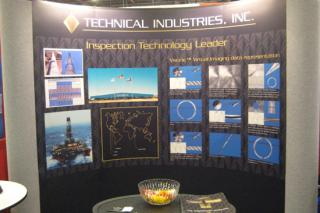 OTC Technical Industries Booth