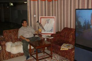 Mr. Sfeir Visit to Saudi