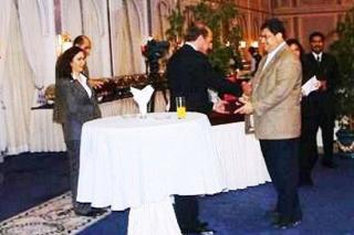 DIOGE 2005 Award to Technical Industries