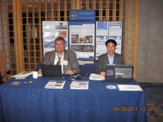 API San Francisco 2011 Summer Conference  George M. Sfeir ENGT CEO & Dr. Frank Wang