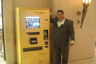 Gold to Go Dubai & George M. Sfeir