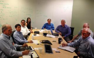 Chevron, Technical Industries, Schlumberger Critical Wells Team